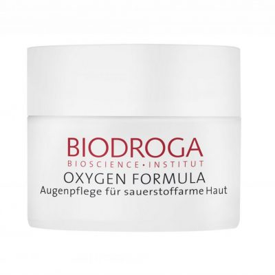 oxygen formula eye care biodroga