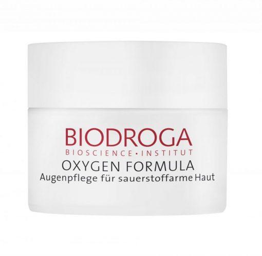 oxygen formula eye care biodroga