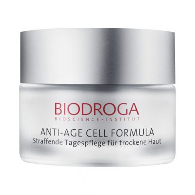 anti age cell formula day for dry skin biodroga