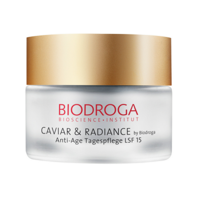 biodroga caviar and radiance anti age day care