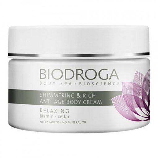biodroga Shimmering-Rich-Anti-Age-Body-Cream