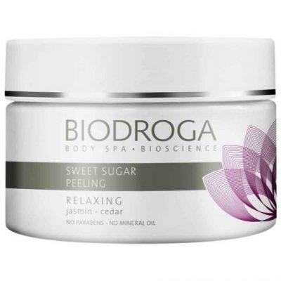 Biodroga Sweet Sugar Body peeling with jasmine