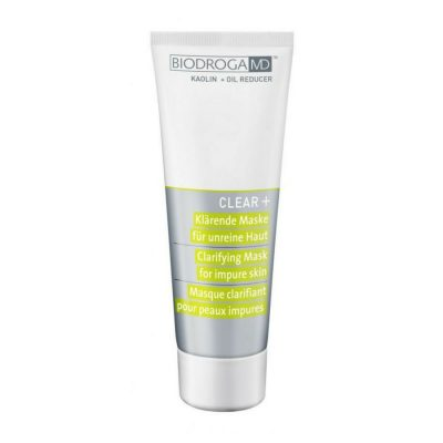 clarifying mask for impure skin biodroga md
