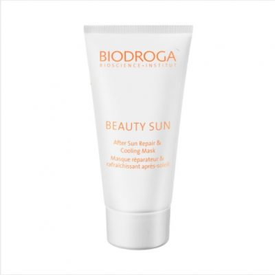 after sun repair and cooling body mask biodroga